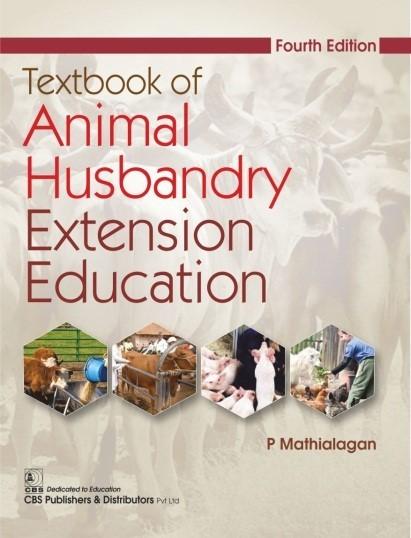 Textbook of Animal Husbandry Extension Education, 4/e