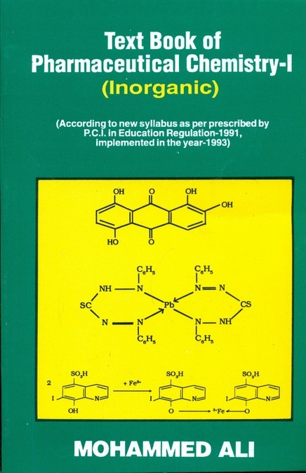 Textbook of Pharmaceutical Chemistry-1