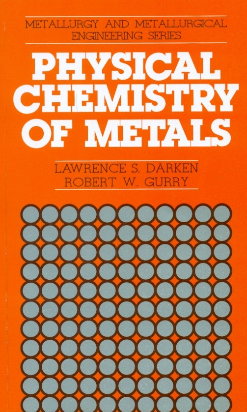 Physical Chemistry Of Metals (Pb)