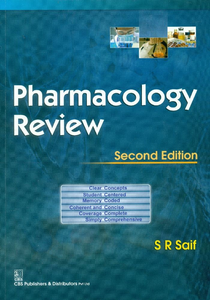 Pharmacology Review 2Ed (Pb 2015)