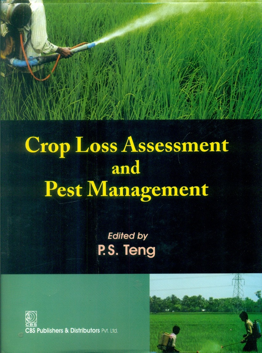 Crop Loss Assessment And Pest Management(Hb 2015)