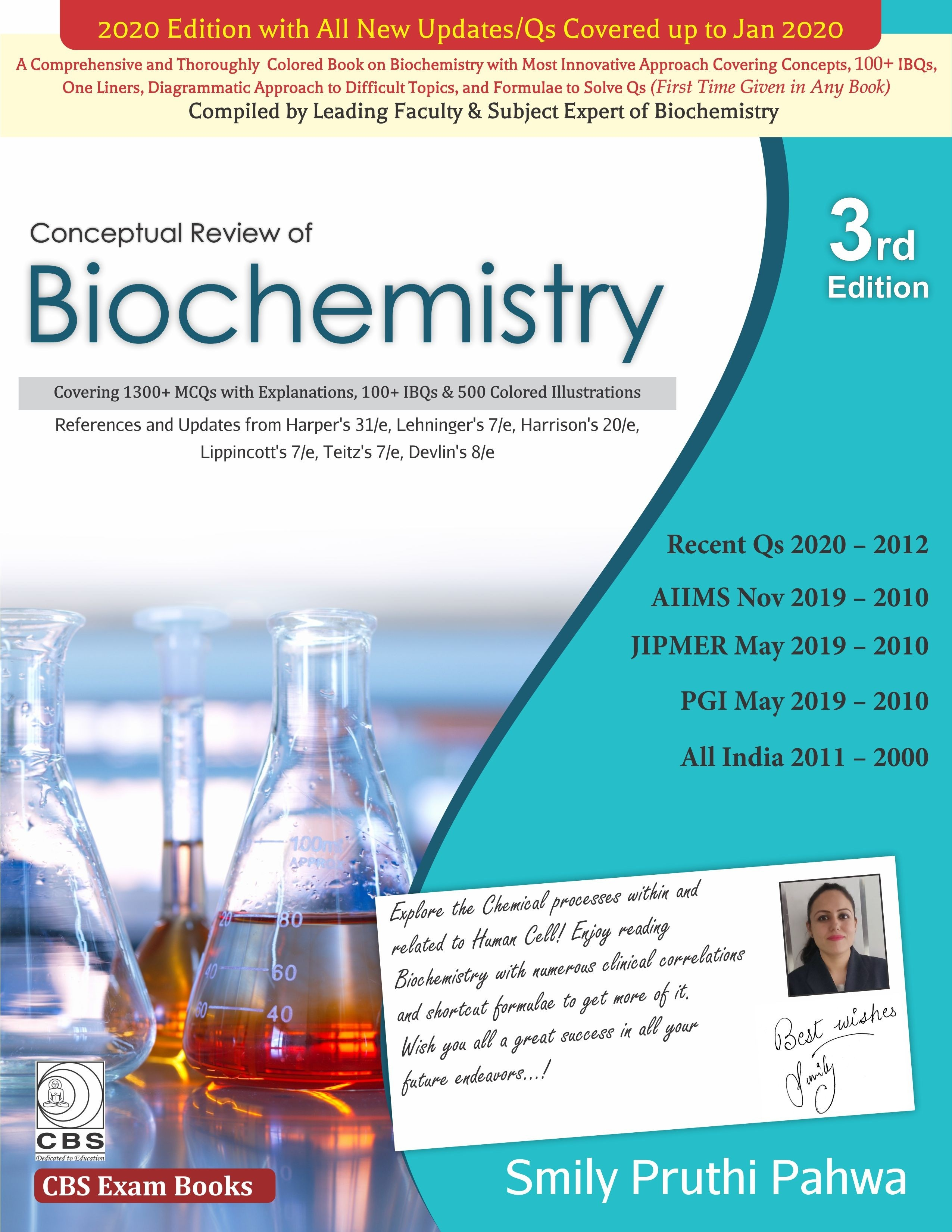 Conceptual Review of Biochemistry-9788194523413-Smily Pruthi Pahwa