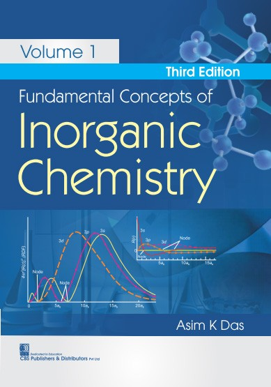 Fundamental Concepts of Inorganic Chemistry, Volume 1, 3/e-9789389565973-Asim K Das