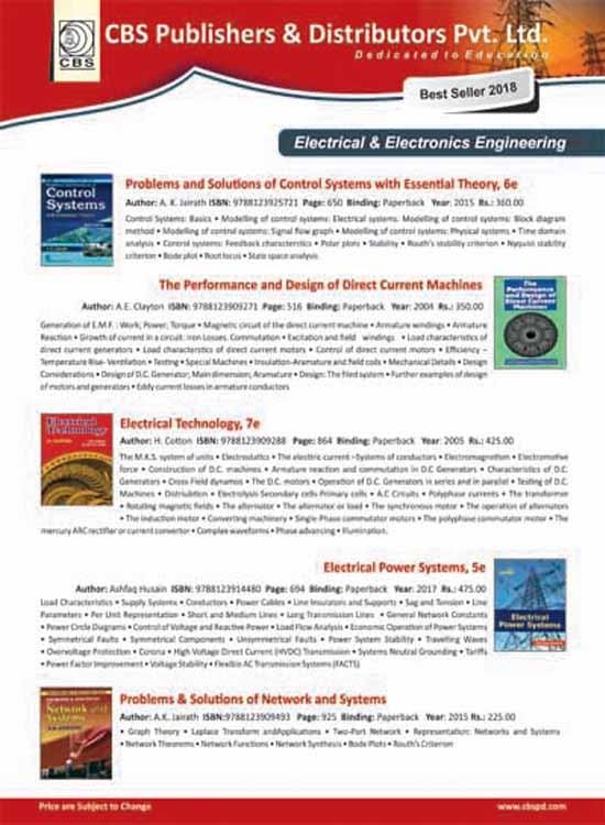 Catelogue CBS Publishers