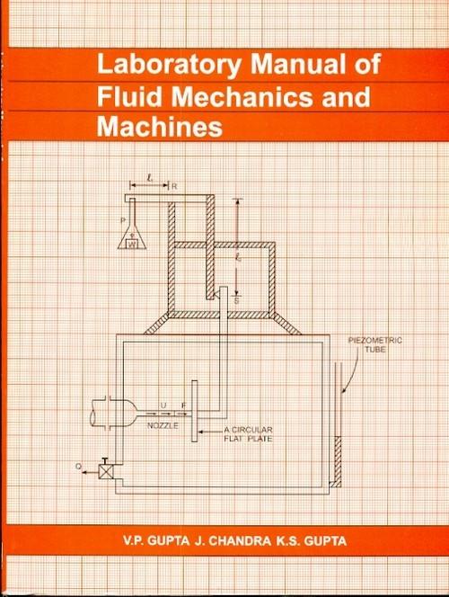 Laboratory Manual Of Fluid Mechanics And Machines