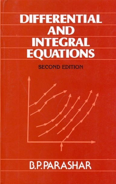 Differential And Integral Equations, 2E