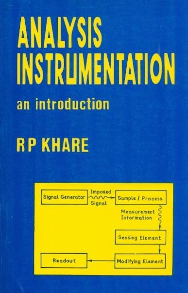 Analysis Instrumentation: An Introduction