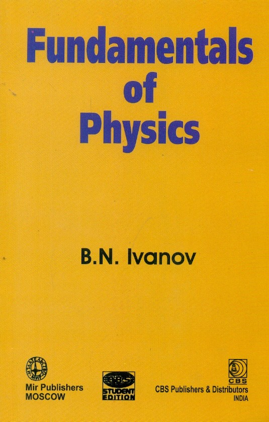 Fundamentals Of Physics (Pb 2005)