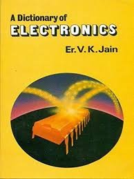 A Dictionary Of Electronics(Pb-2016)