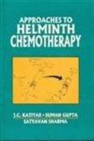Approaches To Helminth Chemotherapy