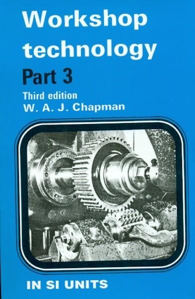 Workshop Technology, Part 3, 3E (Pb)