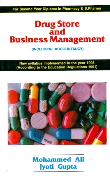 Drug Store And Business Management (Including Accountancy)