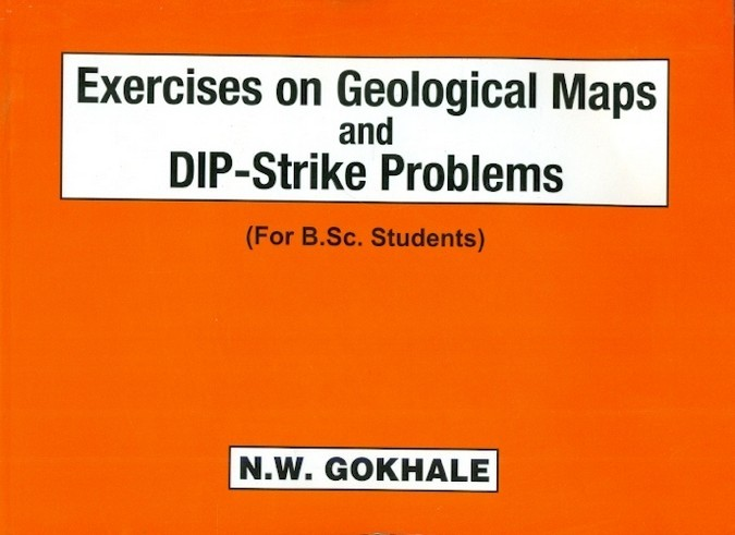 Exercise On Geological Maps And Dip-Strike Problems (Pb-2014)