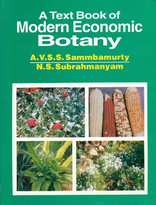A Textbook Of Modern Economic Botany (Pb 2016)