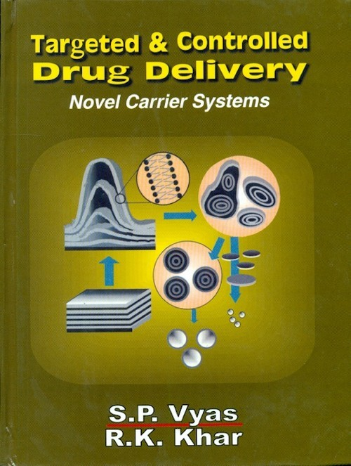 Targeted & Controlled Drug Delivery -Novel Carrier Systesms(Hb2016)