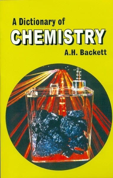 A Dictionary Of Chemistry (Pb)