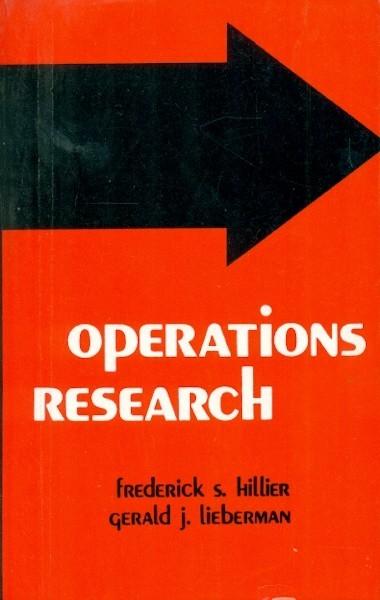 Operations Research, 2E (Pb)
