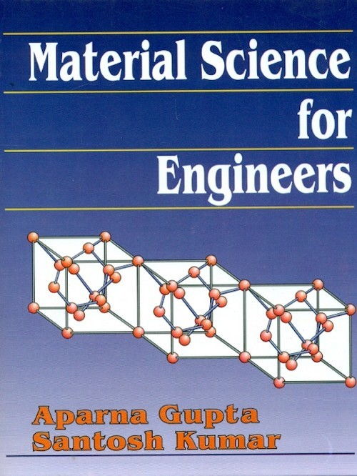 Material Science For Engineers (Pb 2016)