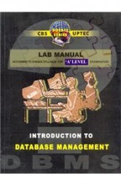 Lab Manual For A Level Introduction To Database Management