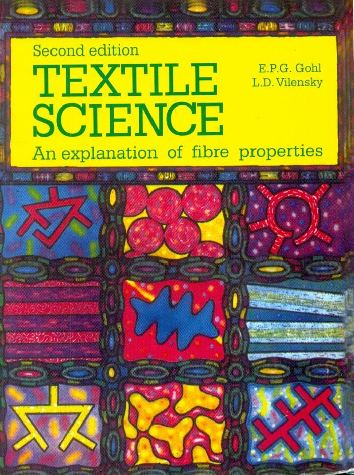 Textile Science, 2E (Pb)