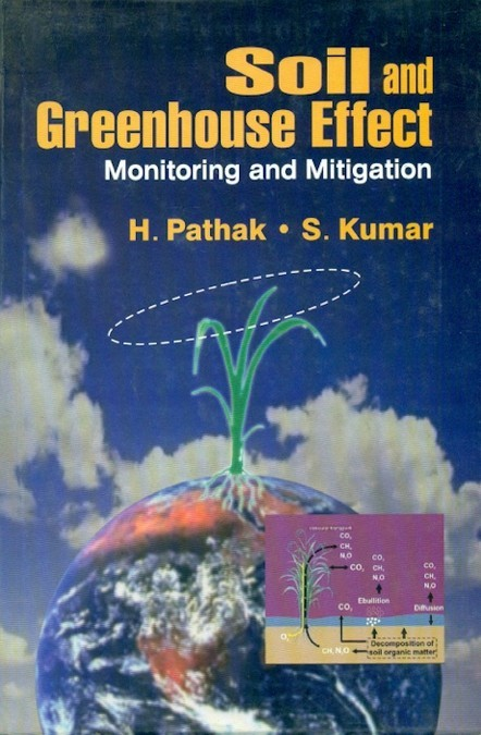 Soil And Greenhouse Effect Monitoring And Mitigation