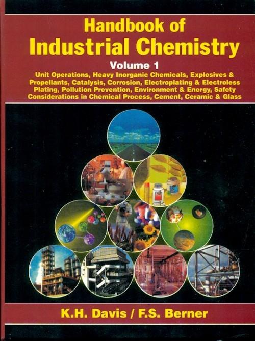 Handbook Of Industrial Chemistry,Vol. 1