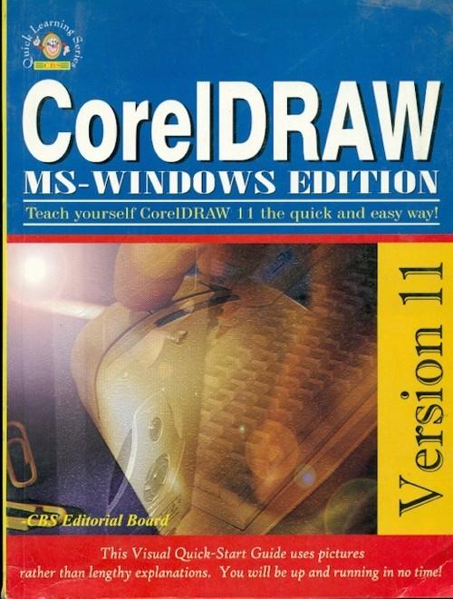 Cbs Coreldraw 11 : Ms Windows Edition