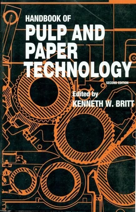Handbook Of Pulp And Paper Technology, 2E
