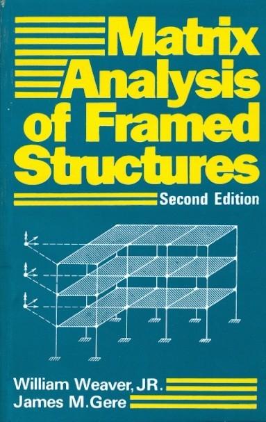 Matrix Analysis Of Framed Structures 2Ed (Pb 2004)