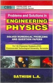 Problems And Solutions In Engineering Physics