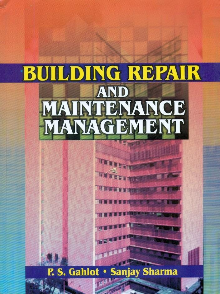 Building Repair And Maintenance Management ( Pb 2015)