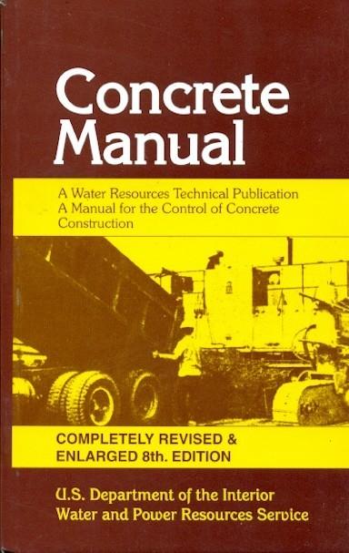 Concrete Manual