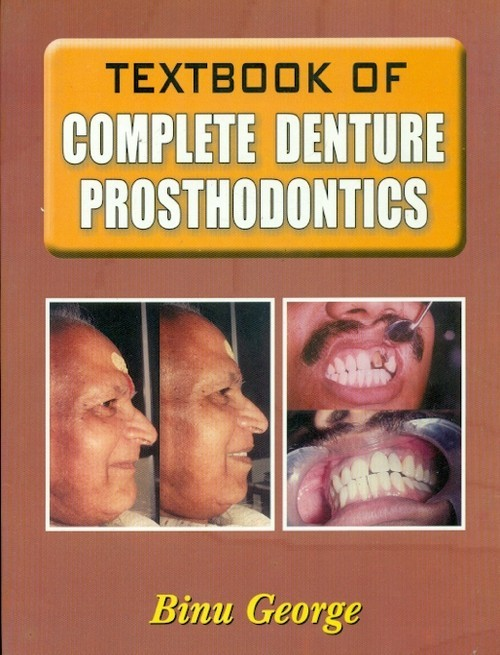 Textbook Of Complete Denture Prosthodontics