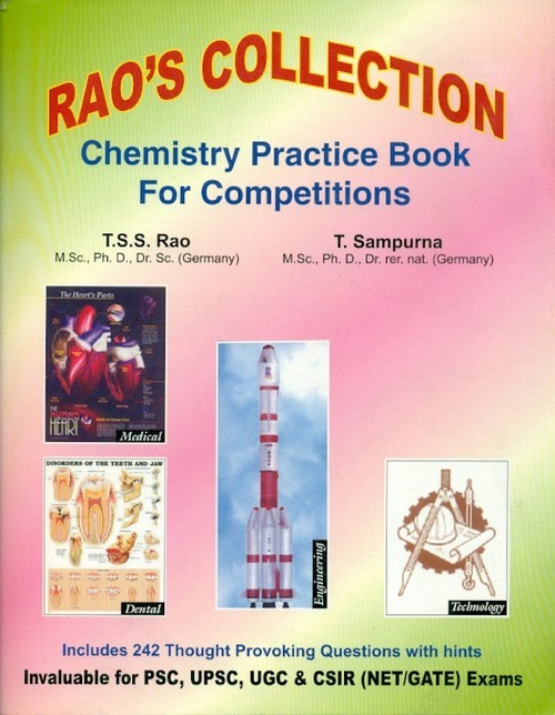 Raos Collection Chemistry Practice Book For Competitions