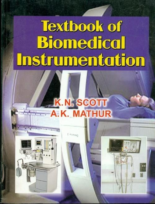 Textbook Of Biomedical Instrumentation