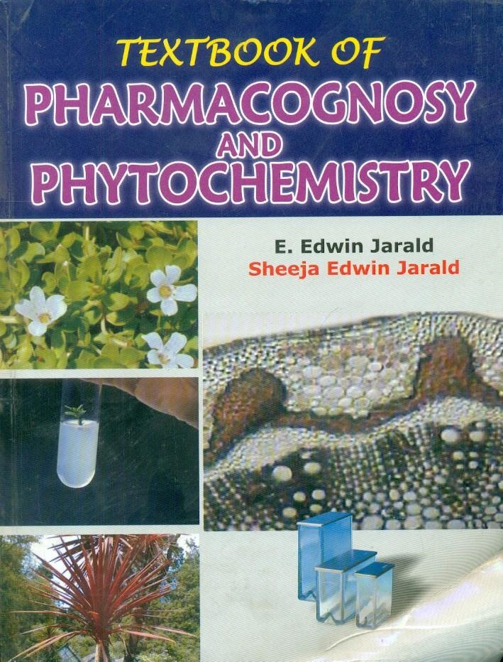 Textbook of Pharmacognosy And Phytochemistry