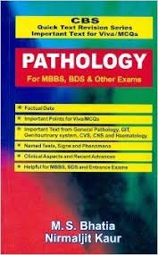 Pathology For Mbbs, Bds & Other Exams