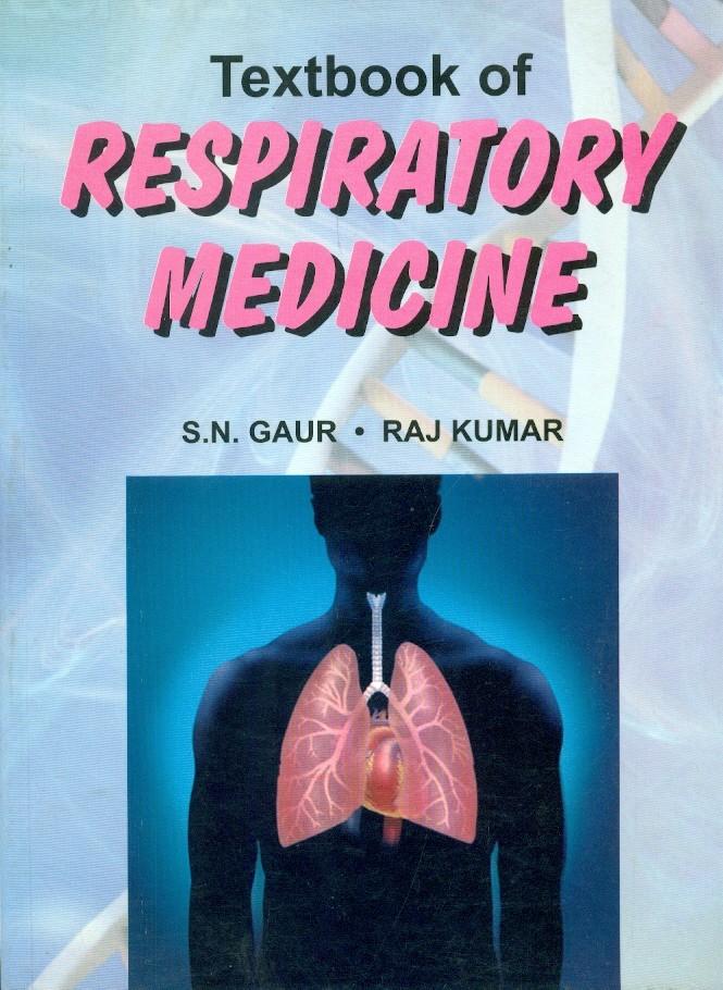 Textbook Of Respiratory Medicine