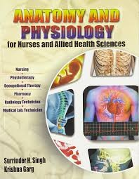 Anatomy And Physiology For Nurses And Allied Health Sciences ( Pb 2014)
