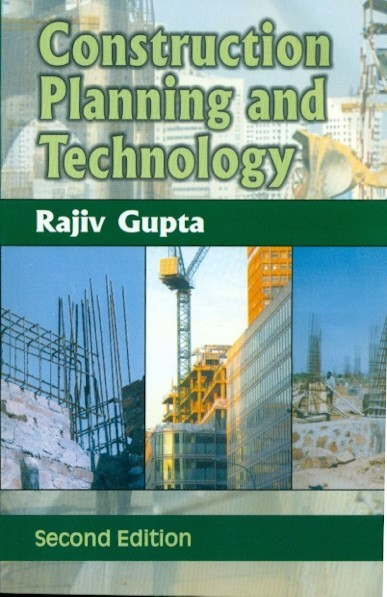 Construction Planning And Technology, 2/E ( Pb-2016)