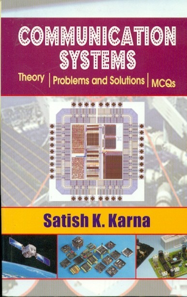 Communication Systems: Theory, Problems & Solutions, Mcqs