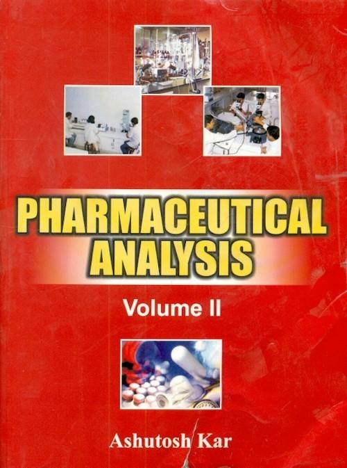 Pharmaceutical Analysis, Volume Ii (Pb-2014)