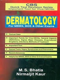 Dermatology For Mbbs,Bds & Other Exams