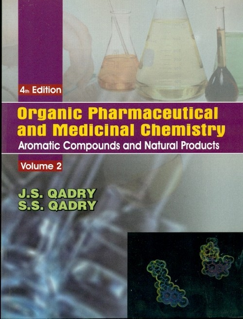 Organic Pharmaceutical And Medicinal Chemistry, 4E  Vol. 2