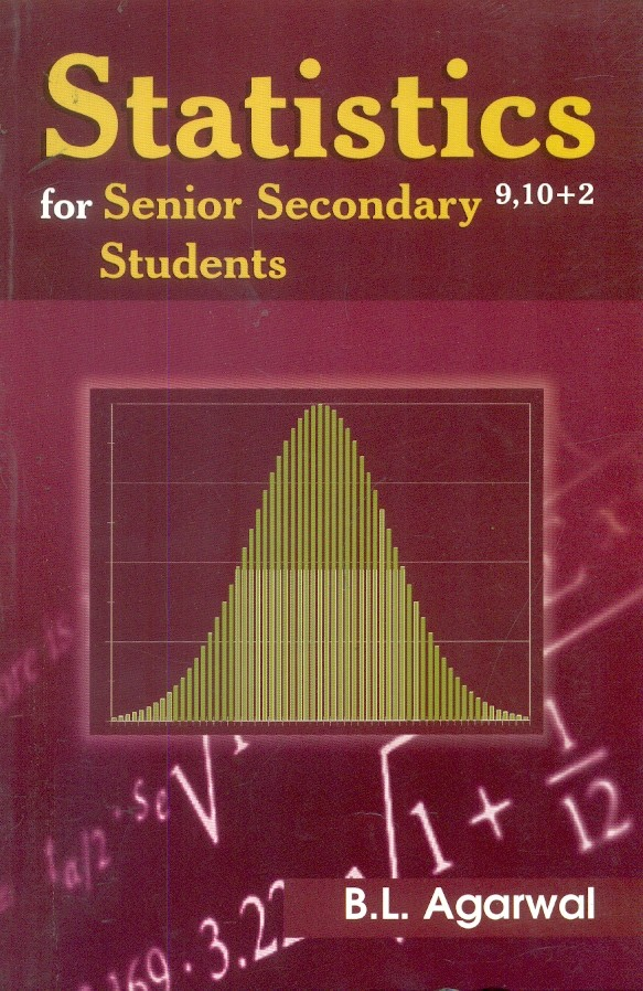 Statistics For Senior Secondary 9,10+12 Students