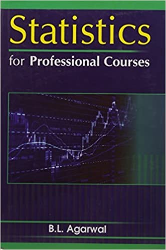 Statistics For Professional Course