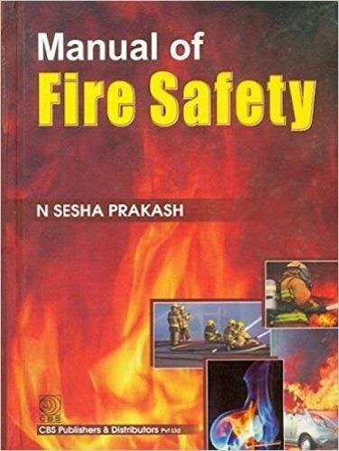 Manual of Fire Safety (4th reprint)
