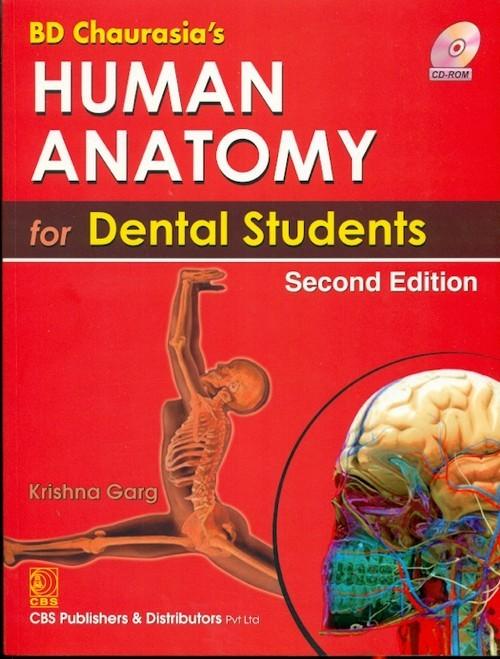 HUMAN ANATOMY FOR DENTAL STUDENTS 2ED(PB 2014)