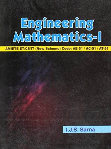 Engineering Mathematics -1 (Pb)
