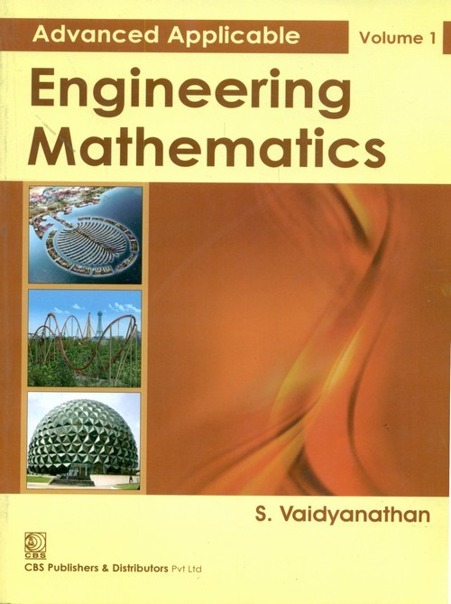 Advanced Applicable  Engineering  Mathematics, Vol 1 (Pb 2013)